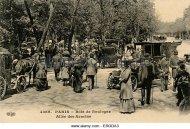 Isla del Bois de Boulogne sobre 1900.