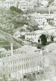 Concentración fabril en El Molinar. Fotografía de 1978.