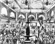 Jardín del Folies Bergère.