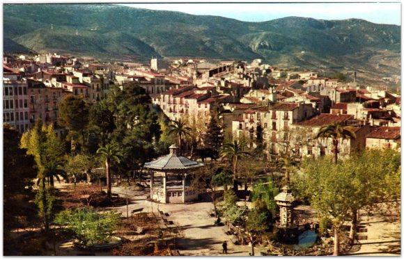 La Glorieta en 1955. Mapio.