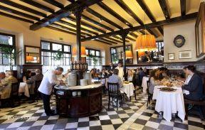 Café de las Siete Puertas en la actualidad.