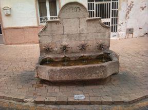 Font de Sant Roc.
