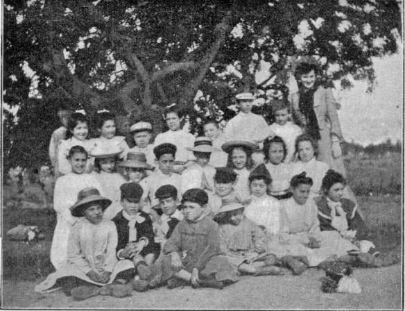 Grup d'alumnes