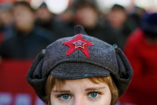 October Revolution anniversary