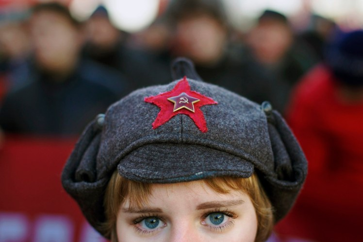 October Revolution anniversary