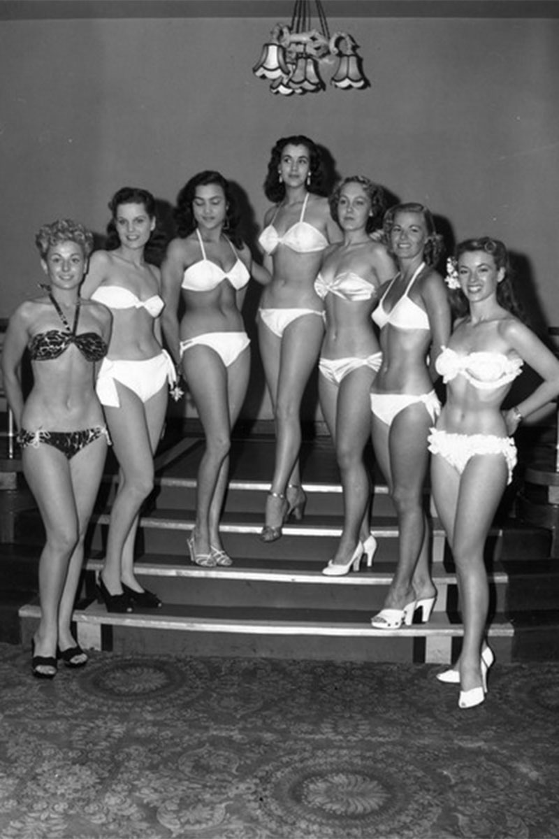 El bikini. 70 años – A MI MANERA
