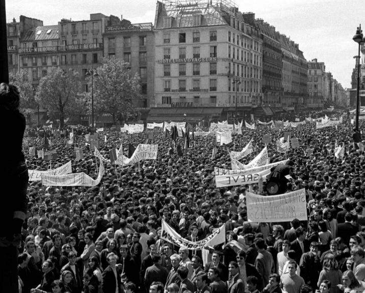 Manifestación del día 13. / AFP/Getty Images