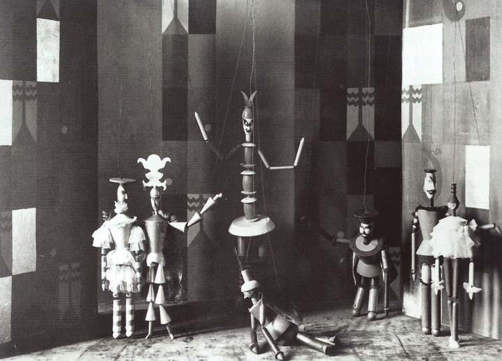 Cabaret Voltaire, 1919.