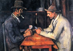 'Los jugadores de cartas' 2