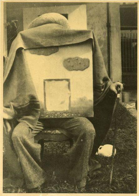 René Magritte (1898-1967). God, the Eighth Day, 1937.