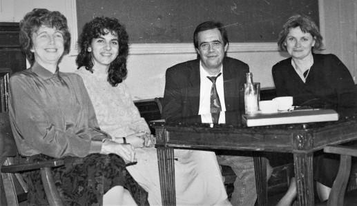 Congrés AI Alcoi amb M. Palmer i D. Newell